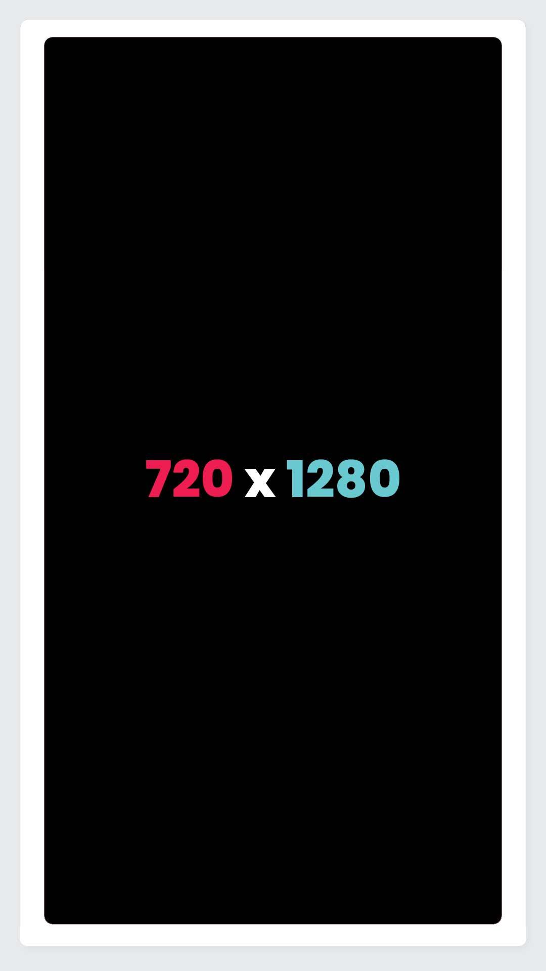 TikTok Video Ad Size / Dimensions