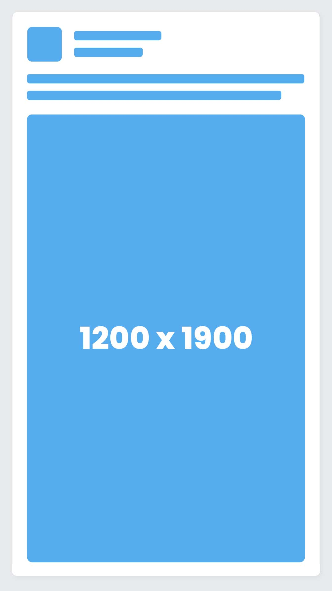 Twitter Vertical Video Ad Size / Dimensions