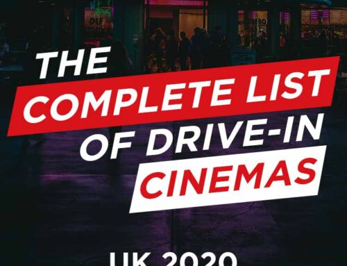 Complete list of drive-in cinemas in the UK 2020