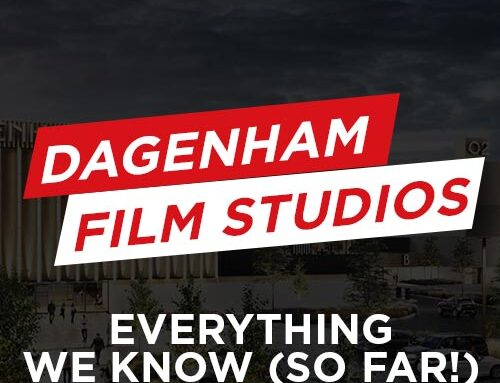 Dagenham Film Studios 2020 (Everything we know!)