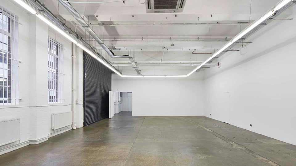 Film Studio in East London