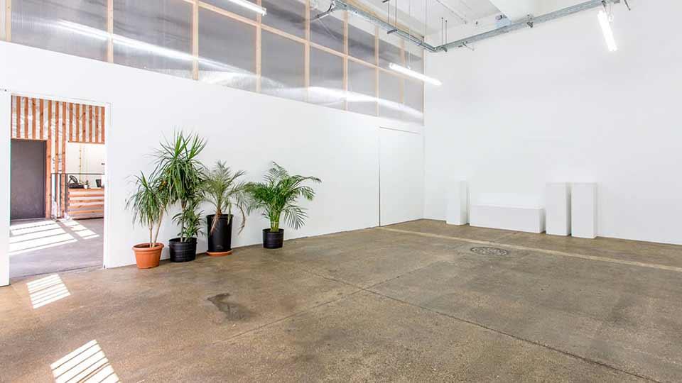 Photographic Studio in East London
