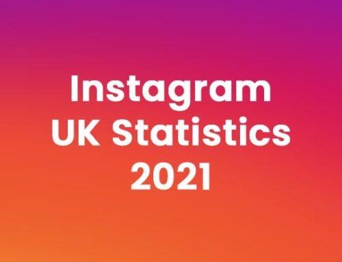 Instagram UK Statistics 2021