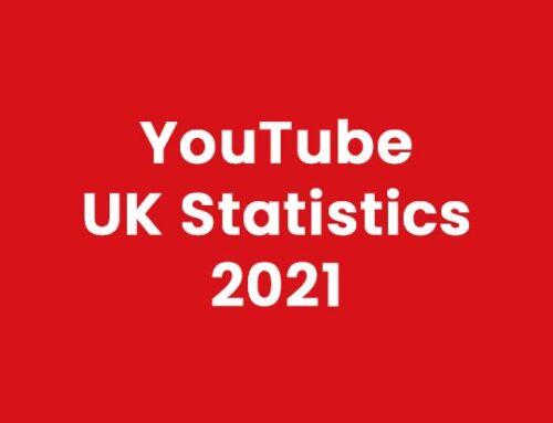 YouTube UK Statistics 2021